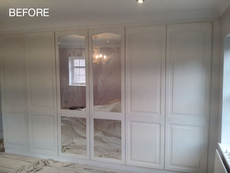 Portfolio Of Painting And Decorating Work Pinner Middlesex